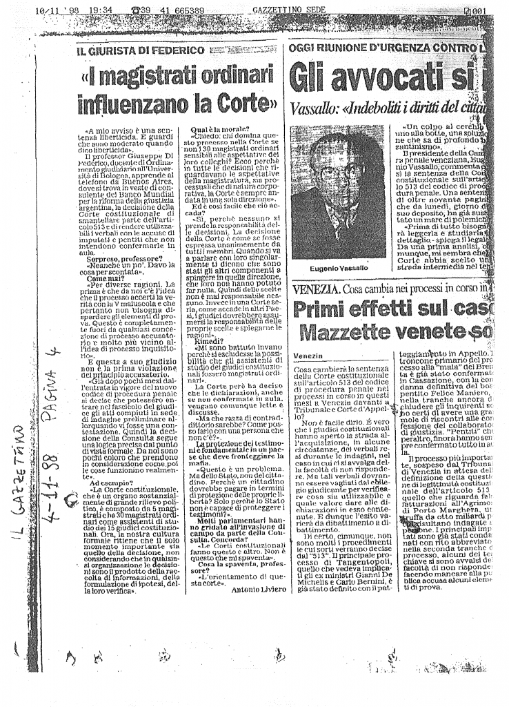 gazzettino4nov98
